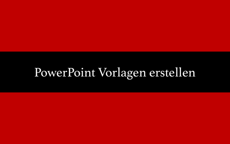 Powerpoint - cover