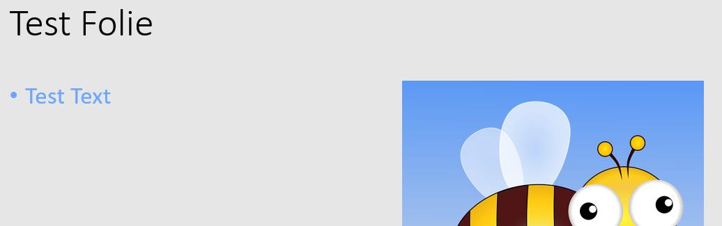 PowerPoint Pipette Farben anpassen